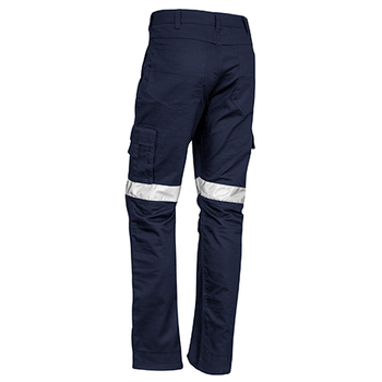 ZP904S Mens Rugged Cooling Taped Pant - Stout - SYZMIK