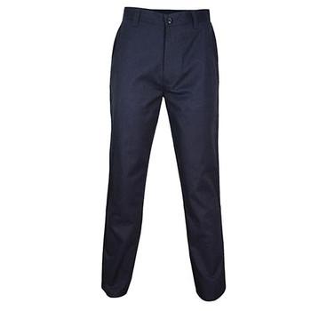 Navy - 3470 Inherent FR PPE2 Basic Pants - DNC Workwear