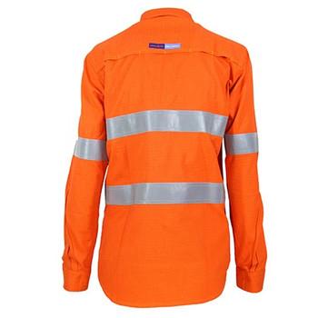 3459 Ladies Inherent FR PPE2 D/N Shirt - DNC Workwear