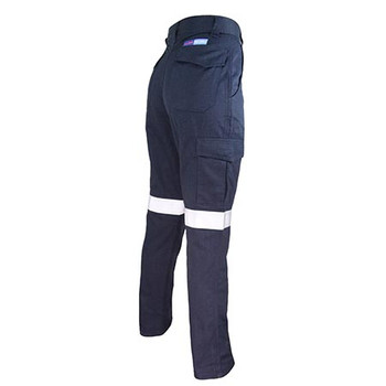 3475 Ladies Inherent FR PPE2 Taped Cargo Pants - DNC Workwear