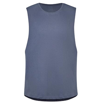 Petrol Blue - ZH137 Mens Streetworx Sleeveless Tee - SYZMIK