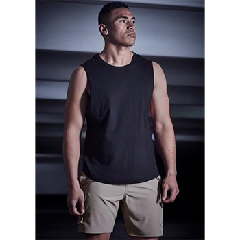 ZH137 Mens Streetworx Sleeveless Tee - SYZMIK