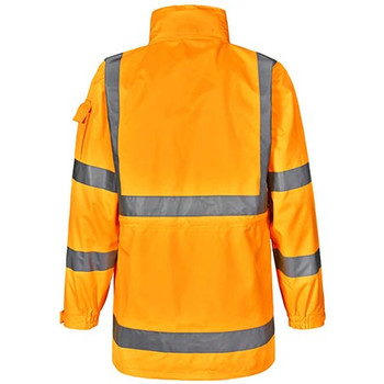 SW77 VIC Rail Hi Vis 3 in 1 Safety Jacket and Vest - Unisex - Winning Spirit