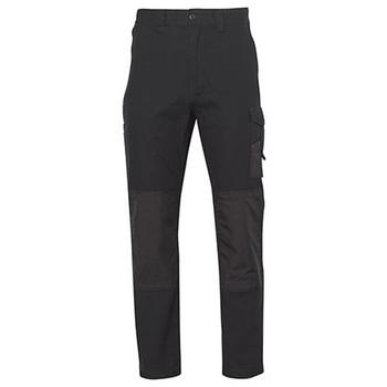 Black - WP09 Cordura Durable Work Pants - Regular - Winning Spirit