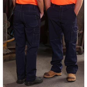 WP20 Semi-Fitted Cordura Work Pants - Winning Spirit
