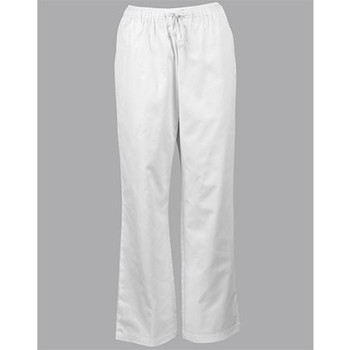 White - CP01 Chefs Pants - Winning Spirit