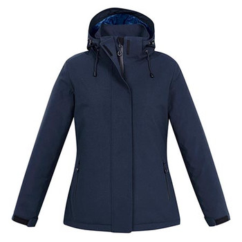 Navy - J132L Ladies Eclipse Jacket - Biz Collection