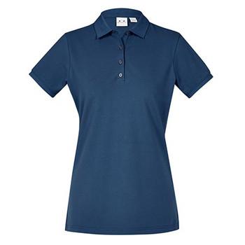 Blue Mineral - P105LS Ladies City Polo - Biz Collection