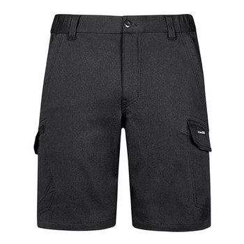 Charcoal - ZS445 Mens Streetworx Comfort Short - SYZMIK