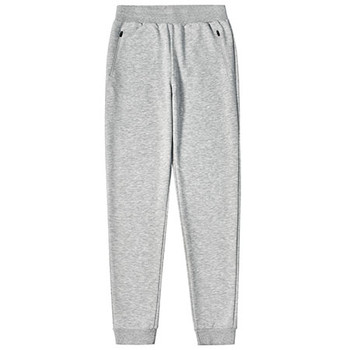 Grey - TP25 Adults French Terry Track Pants - Winning Spirit