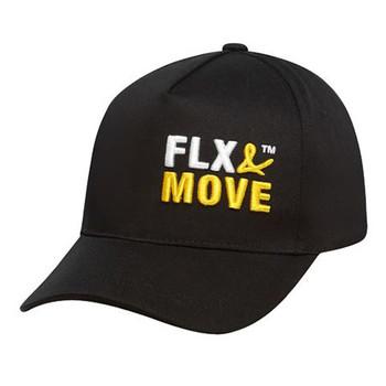 Black - BCAP70 Flx & Move Cap - Bisley
