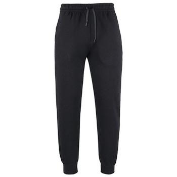 Black - 3PFC-K C of C Kids Cuffed Track Pant - JBs Wear