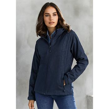 J135L Ladies Geo Jacket - Biz Collection
