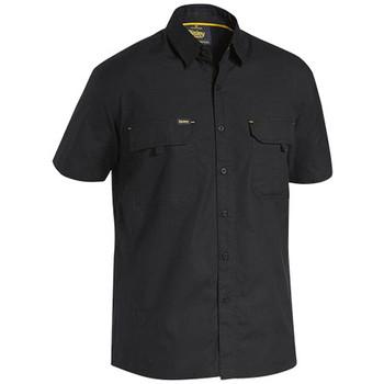 Black - BS1414 X Airflow Ripstop Shirt - Bisley