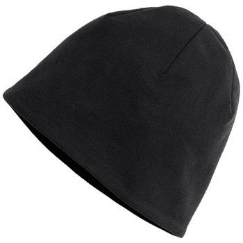 Black - 6RKB Knitted Beanie - JBs Wear
