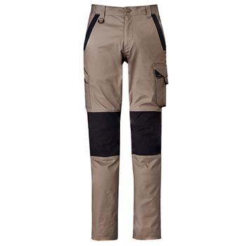 Khaki -  ZP550 - Mens Streetworx Tough Pant