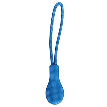 J1000 - Zipper Puller - Jackets (4 Pack) - Process Blue