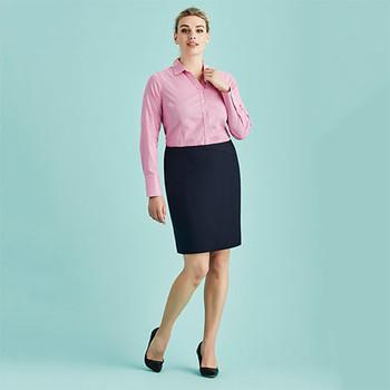 20114 - Womens Chevron Skirt - Display