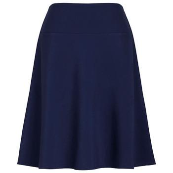 Marine - 20718 Womens Bandless Flared Skirt - Biz Corporates