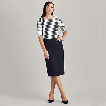 24011 - Womens Relaxed Fit Skirt - Display