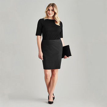 24014 - Womens Chevron Skirt - Display