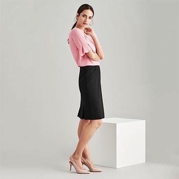 24015 - Womens Multi-Pleat Skirt - Display