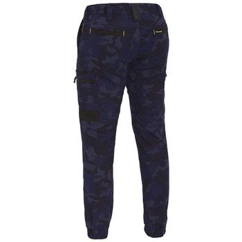 BPC6337 Flex and Move Stretch Camo Cargo Pants - Limited Edition - Bisley