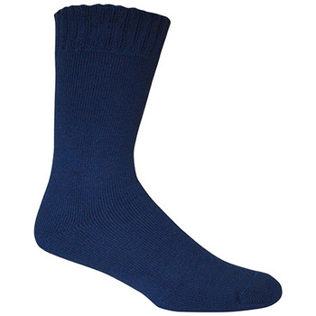 Blue - BETS-1 Bamboo Extra Thick Socks - Bamboo Textiles