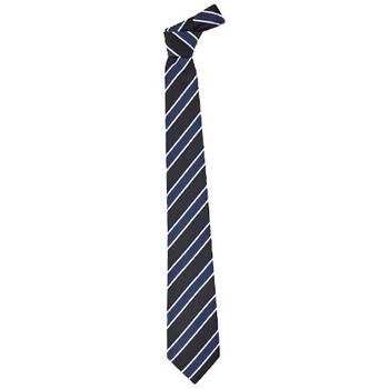 Patriot Blue - 99103 Mens Wide Contrast Stripe Tie - Biz Corporates