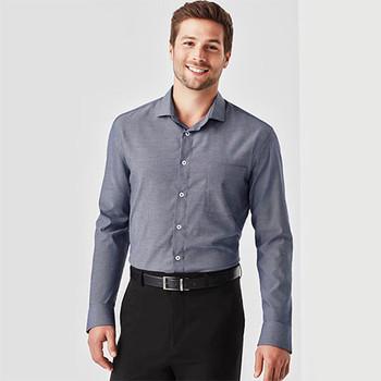 RS968ML Mens Charlie Classic Fit L/S Shirt - Biz Corporates