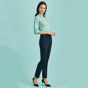 10117 Womens Slim Leg Pant - Biz Corporates