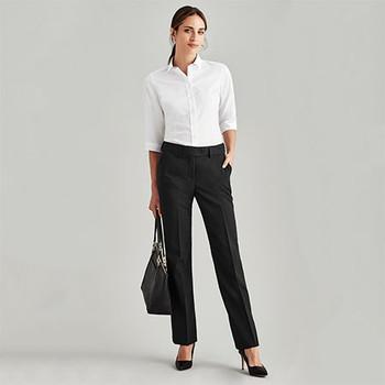 14015 Womens Adjustable Waist Pant - Biz Corporates