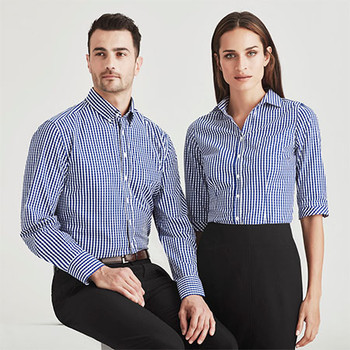 43411 Womens Springfield 3/4 Sleeve Shirt - Biz Corporates