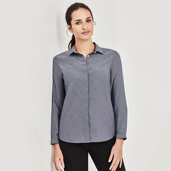 RS968LL Womens Charlie L/S Shirt - Biz Corporates