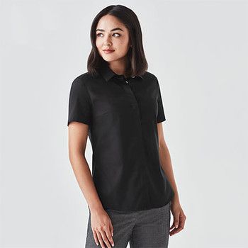 RS968LS Womens Charlie S/S Shirt - Biz Corporates