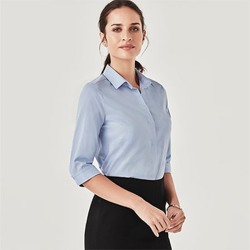RS968LT Womens Charlie 3/4 Shirt - Biz Corporates