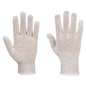 A030 String Knit Liner Gloves - Portwest
