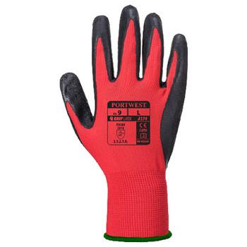 A174 Flex Grip Latex Glove - Portwest