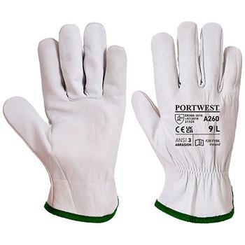 Grey - A260 Oves Rigger Glove - Portwest