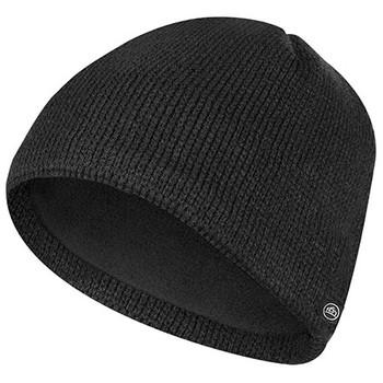 Black - KFH-1 Helix Knitted Fleece Beanie - STORMTECH