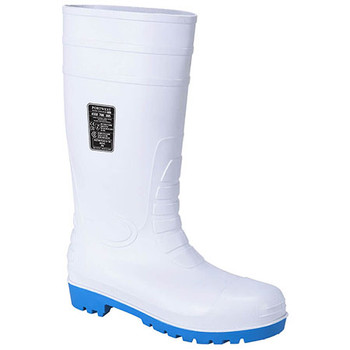 White - FW95 Total Safety Gumboot S5 - Portwest