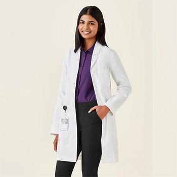 CC144LL Womens Hope Long Line Lab Coat - Biz Care