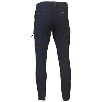 BPC6335 Flex and Move Stretch Denim Cargo Cuffed Pants - Bisley