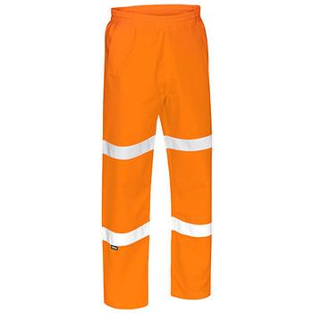 Rail Orange - BP6969T Taped Shell Rain Pant - Bisley