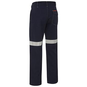 BP8490T Tencate Tecasafe Plus 700 Taped FR Ripstop Pants - Bisley