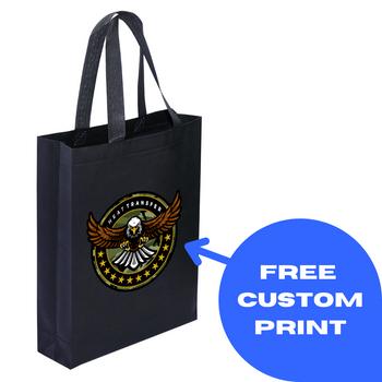 B0511 Customisable Non Woven Trade Show Bag - Promo Gallery