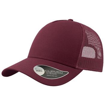 Burgundy-Burgundy - A2650 Rapper Cotton - Atlantis Headwear