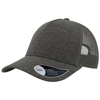 Dark Grey - A2700 Rapper Jersey Cap - Atlantis Headwear
