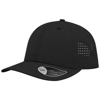 Black - A1200 Breezy Cap - Atlantis Headwear