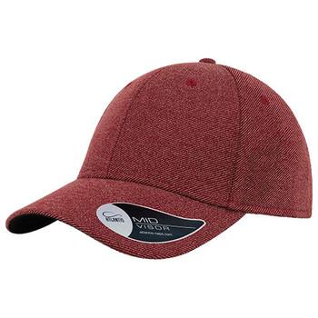 Burgundy - A1400 Loop Cap - Atlantis Headwear
